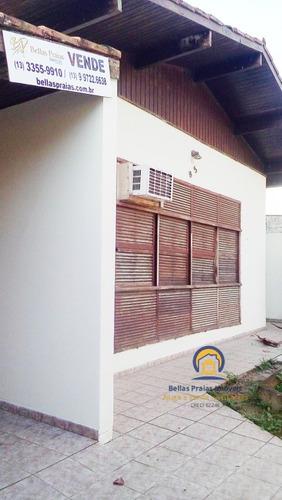 casa a venda no bairro jardim virgínia em guarujá - sp.  - 102-19997
