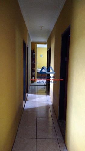 casa a venda no bairro jordanópolis em aruja - sp.  - 3001-kz-1
