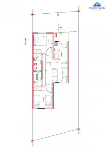 casa a venda no bairro loteamento residencial novo mundo em - 1267-1