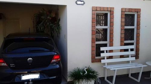 casa a venda no bairro loteamento são bernardo  em mirassol - 2016437-1