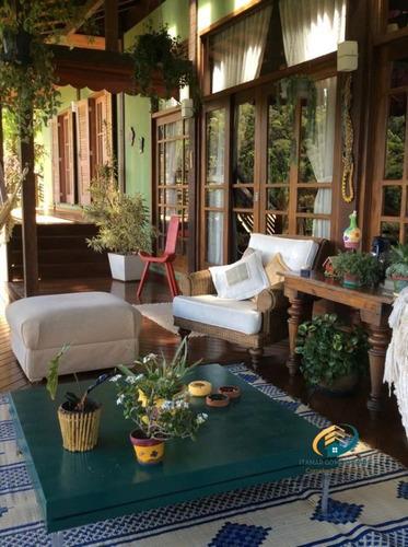casa a venda no bairro lumiar em nova friburgo - rj.  - cv-189-1