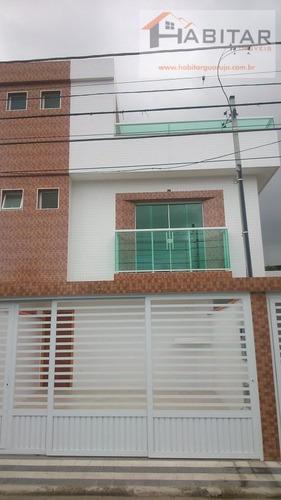casa a venda no bairro macuco em santos - sp.  - 1228-1