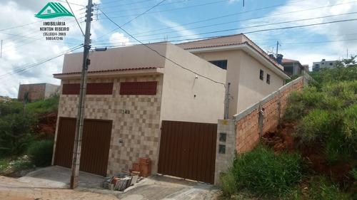 casa a venda no bairro nhá chica em carmo de minas - mg.  - 288-1