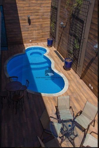 casa a venda no bairro residencial gaivota i em são josé - 2018456-1
