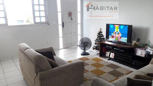 casa a venda no bairro vicente de carvalho em guarujá - sp.  - 1293-1