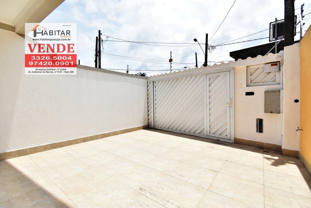 casa a venda no bairro vicente de carvalho em guarujá - sp.  - 1896-1