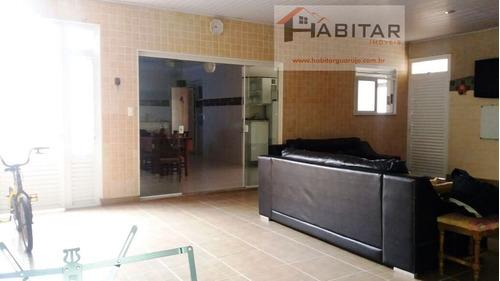 casa a venda no bairro vila ligya em guarujá - sp.  - 1222-1