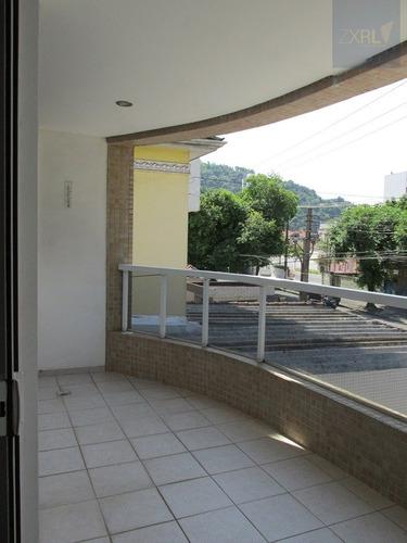 casa a venda no bairro vila matias em santos - sp.  - 166-7156