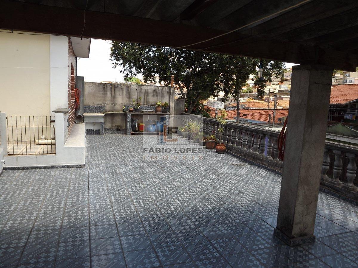casa a venda no bairro vila palmares em santo andré - sp.  - 139-1