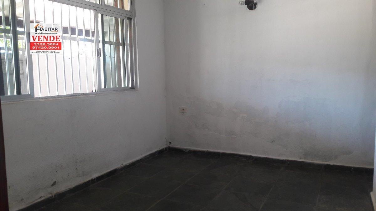 casa a venda no bairro vila santa rosa em guarujá - sp.  - 1704-1