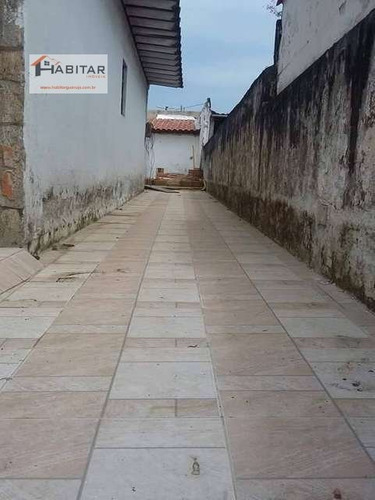 casa a venda no bairro vila santa rosa em guarujá - sp.  - 354-1