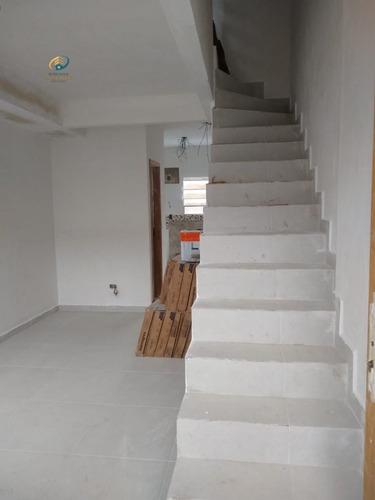 casa a venda no bairro vila santa rosa em guarujá - sp.  - 472-1