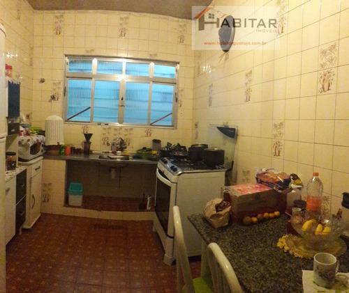 casa a venda no bairro vila santo antônio em guarujá - sp.  - 1011-1