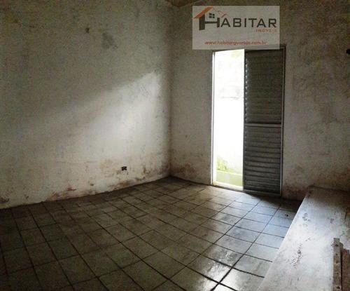 casa a venda no bairro vila santo antônio em guarujá - sp.  - 1214-1