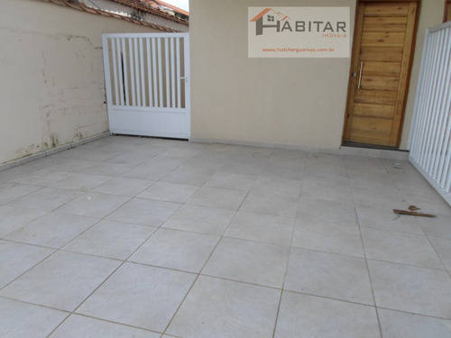 casa a venda no bairro vila santo antônio em guarujá - sp.  - 1266-1