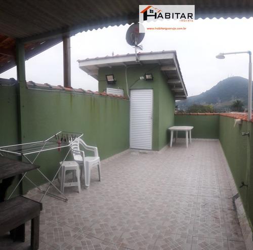 casa a venda no bairro vila santo antônio em guarujá - sp.  - 1541-1