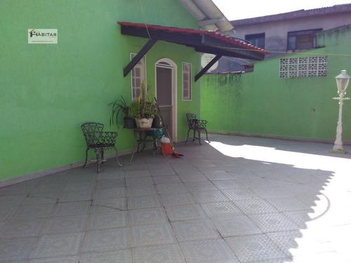 casa a venda no bairro vila santo antônio em guarujá - sp.  - 500-1