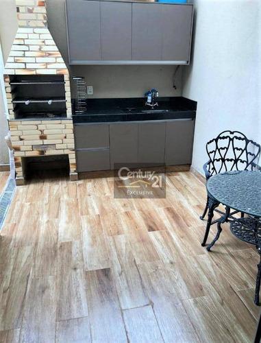 casa a venda no condomínio belle ville - ca0446