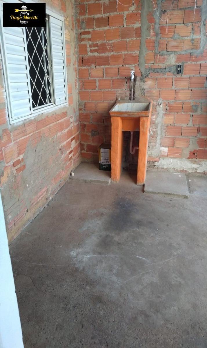casa a venda no jardim paraíso em boituva sp - ca00151 - 33364073