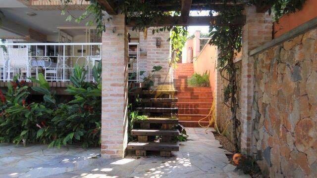 casa a venda ou locação condominio village visconde de itamaraca - valinhos -  leão imóveis valinhos - ca2724