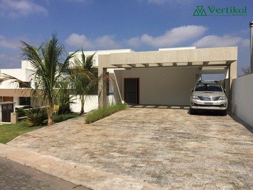 casa a venda residencial golf village, granja viana - v-2877