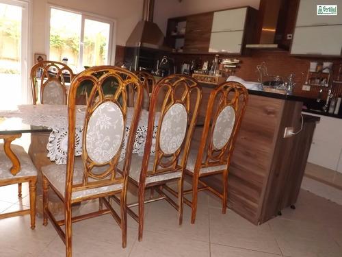 casa a venda residencial sao paulo ii, granja viana - v-2796