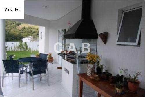 casa a venda valville i  -  alphaville com 4 suites - 9251