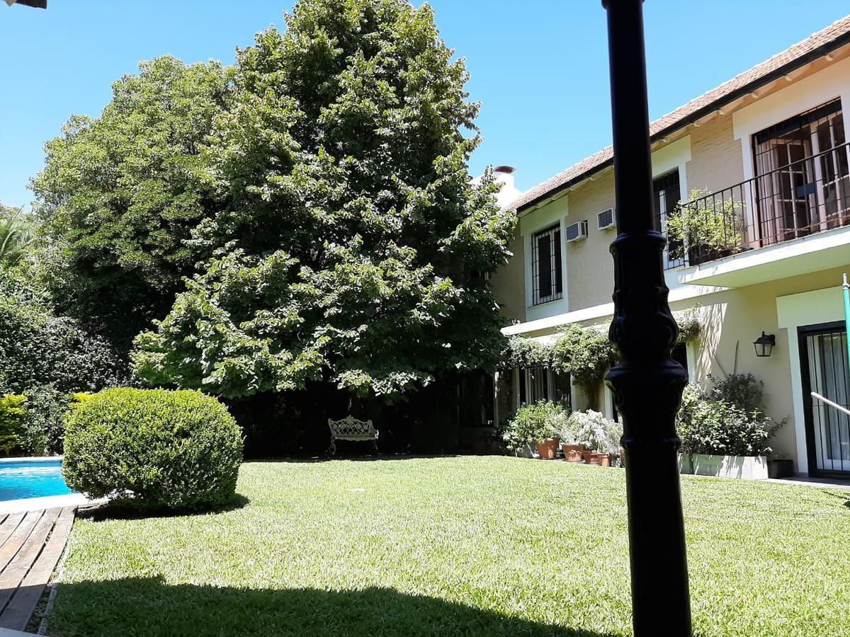 casa - acas.-libert./solis espectacular casa, 4 dormitorios, dep, gran jardin