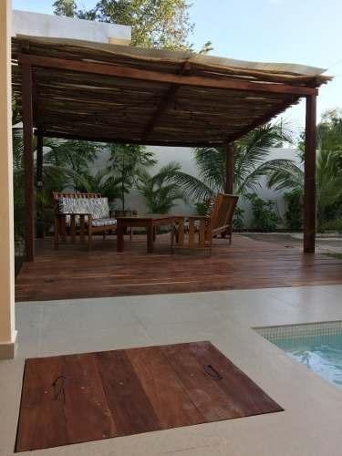 casa agave en tulum seminueva equipada oportunidad caribe