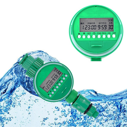 casa água cronômetro jardim irrigação controlador 5548-1