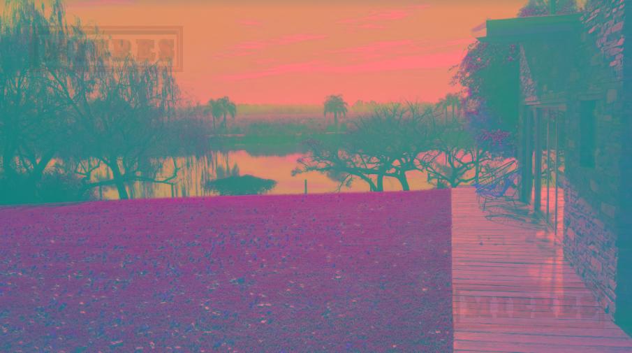 casa al río en venta en santa catalina, villanueva - apto crédito