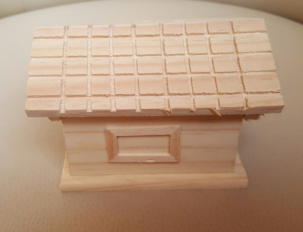 Casa alhajero de madera natural artesania mexicana 99 - Casas de madera natural ...