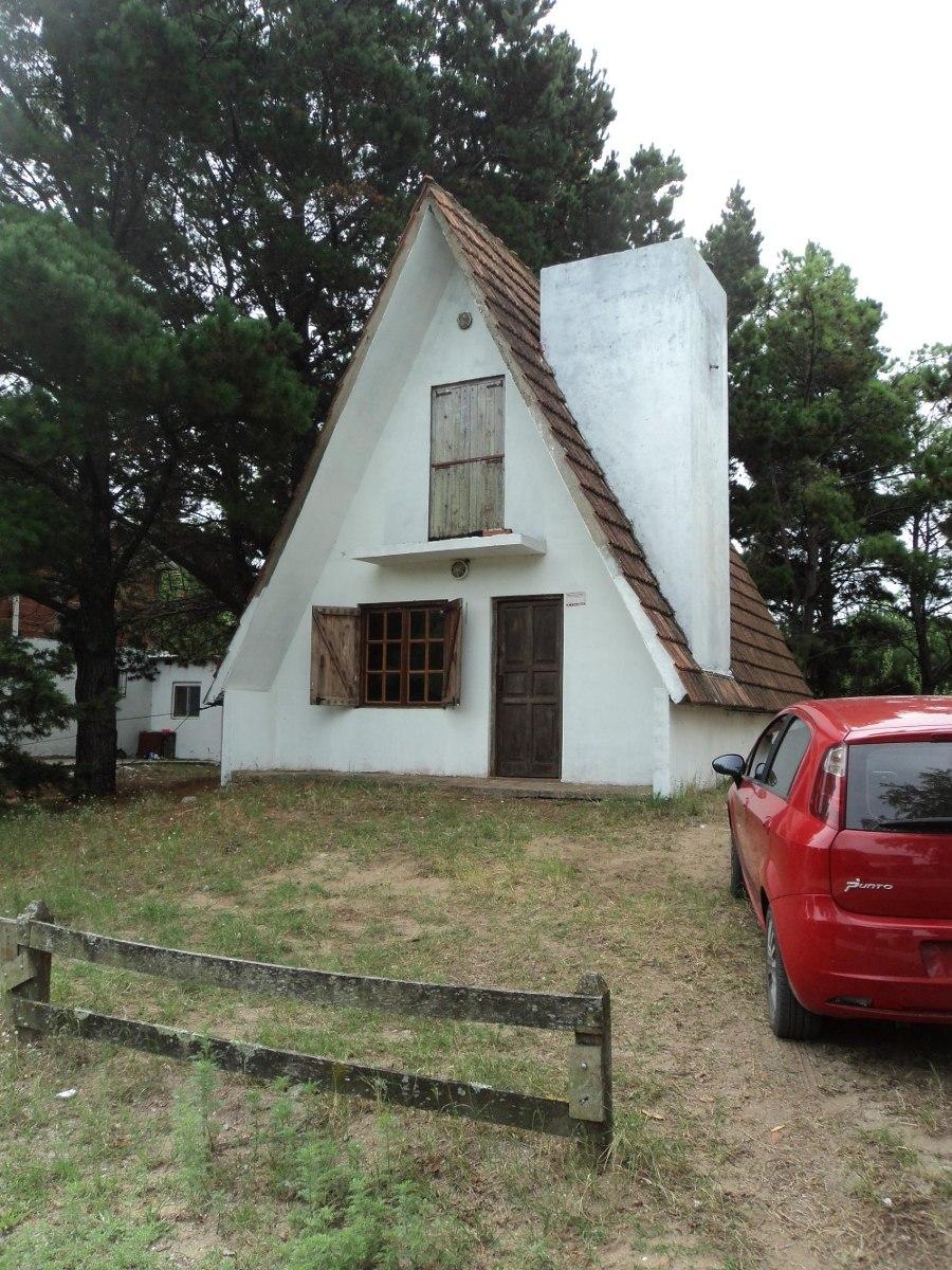 casa alpina en san bernardo