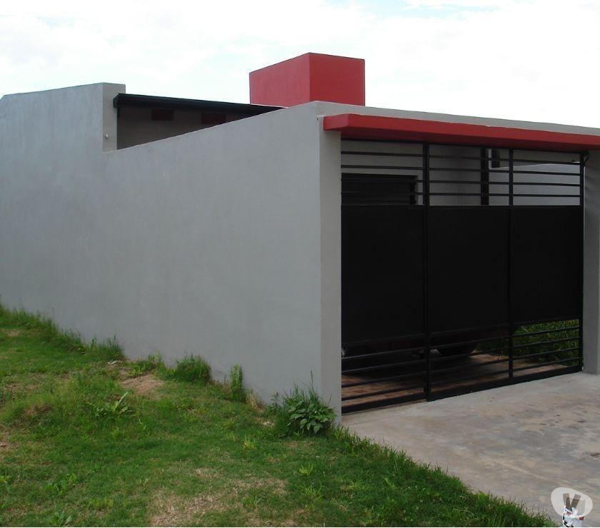 casa alquiler 2 dormitorios  y cochera-lote 150 mts 2 y 60 mts 2 cubiertos- villa elvira