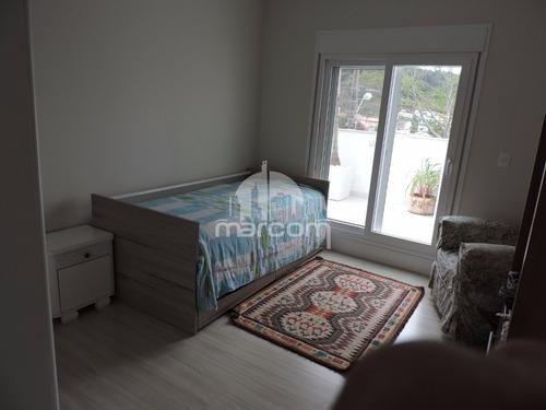 casa alto padrão, 05 dormitórios. - mca-204