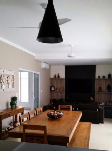 casa alto padrão 335m² - indaiatuba