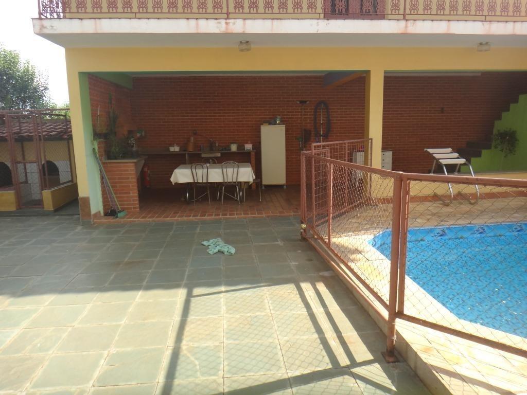 casa alto padrão 4 dormitórios piscina e edicula à venda, 352 m² por r$ 900.000 - jardim morumbi - sorocaba/sp - ca1131