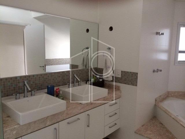 casa alto padrão á venda em jundiaí - condomínio terras de são carlos - ca04255 - 31951802
