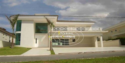 casa alto padrão alphaville tamboré ii (cod 1334)