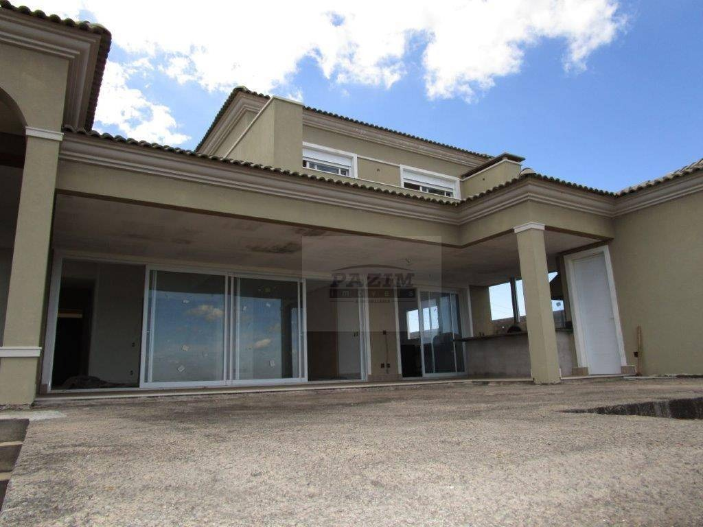 casa alto padrão campo de toscana - ca4298