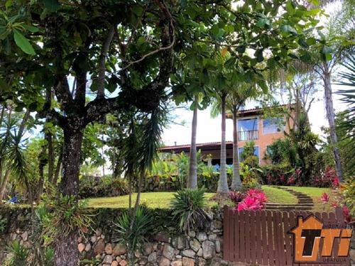 casa alto padrão com vista para o mar - 23067