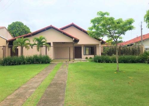 casa alto padrão em coqueiral de aracruz - área nobre