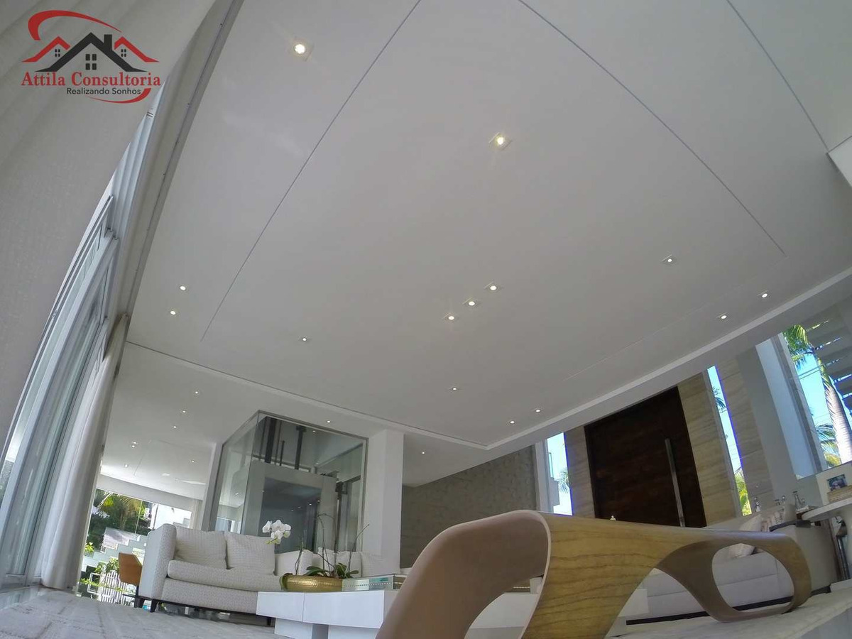 casa alto padrão jd. acapulco, terreno 2.000m² estuda permuta - v1005