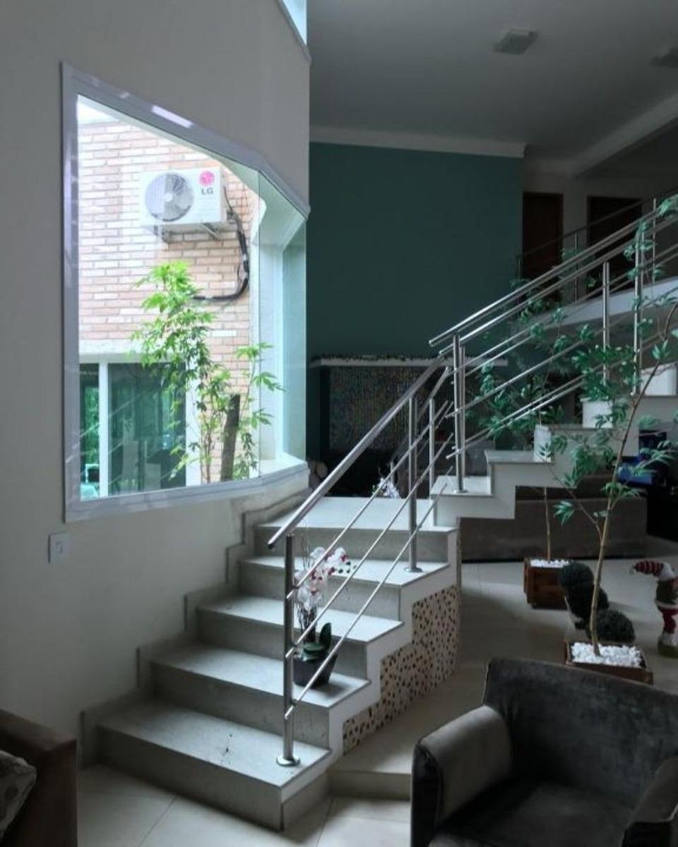 casa alto padrão no porto de atibaia portaria, rondas 24 horas, um clube de lazer com piscinas, quadras... - 6336 - 32664361