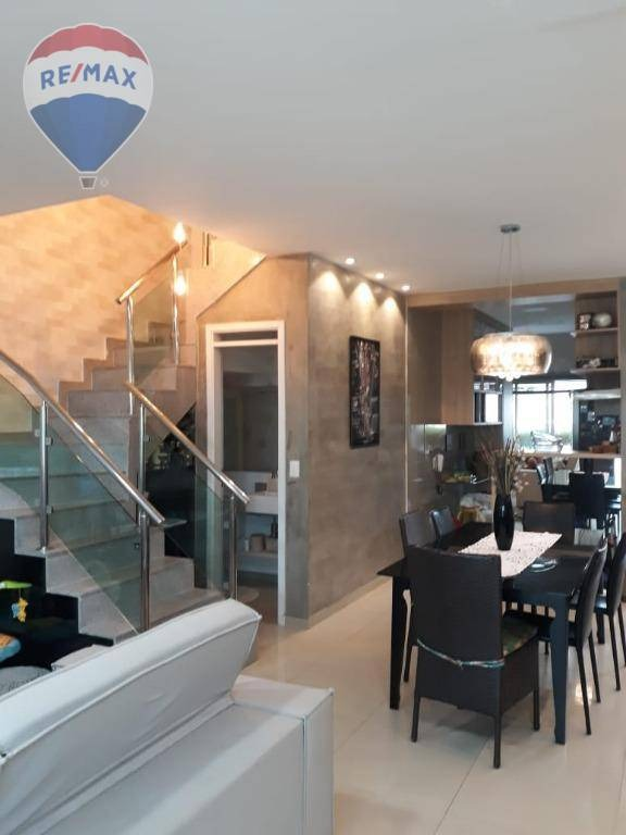 casa alto padrão para alugar  - praia do futuro - fortaleza/ce - ca0204