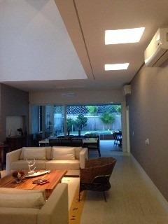 casa alto padrão tamboré 11 4 suites 395m2 ac - ca00572 - 3171496