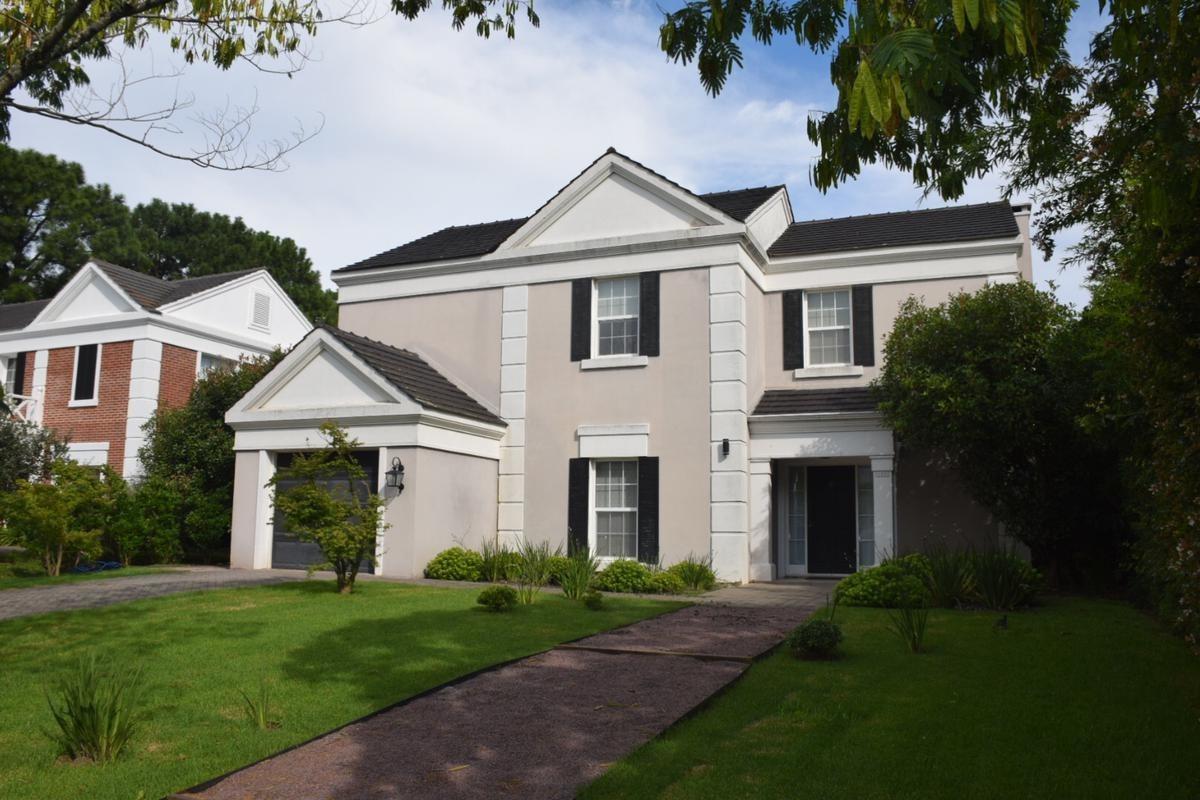casa amoblada en venta - la lomada de pilar