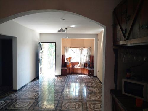 casa amplia - 3 ambientes - apto credito
