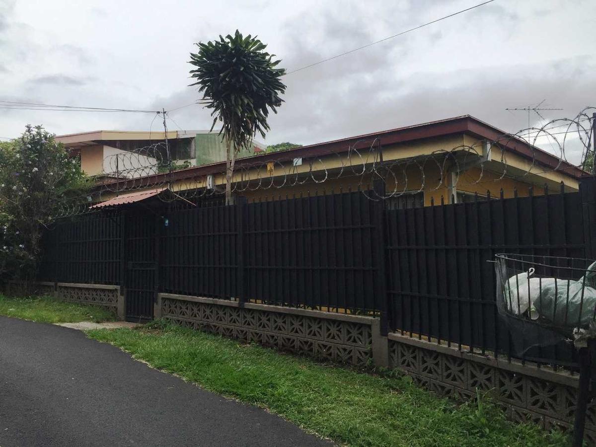 casa amplia en bello horizonte de escazú