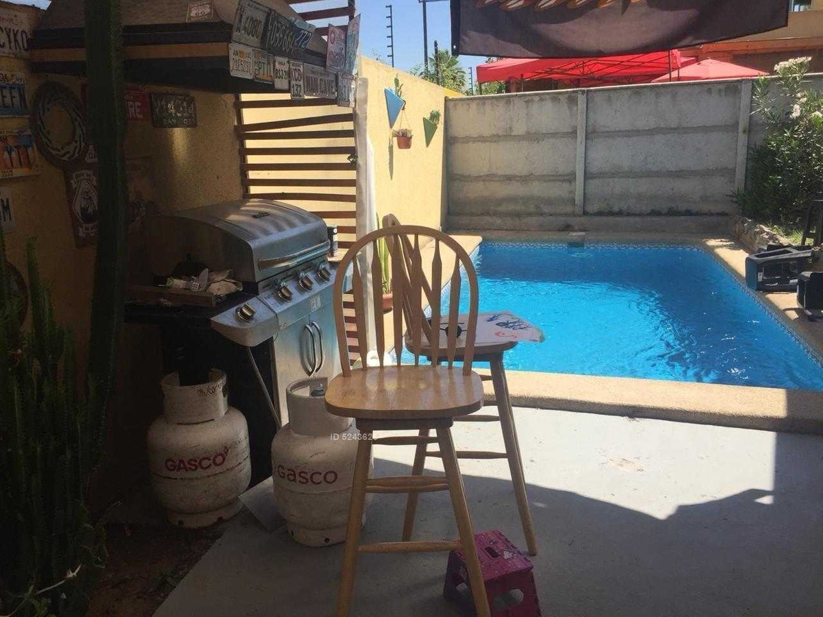 casa amplia excelente ubicación en alto macul con piscina temperada